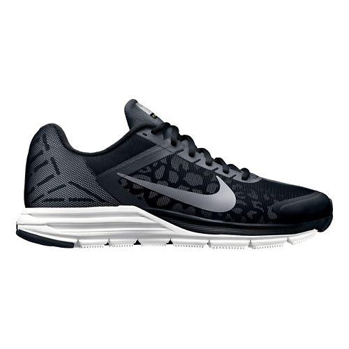 Mens Nike Zoom Structure+ 17 Shield Running Shoe - Black/Cheebra 13