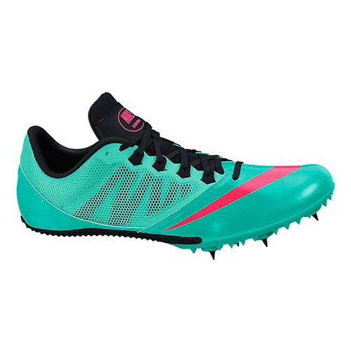 Womens Nike Zoom Rival S 7 Track and Field Shoe - Jade 5