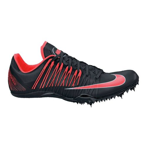 Nike Zoom Celar 5 Track and Field Shoe - Black/Red 8.5