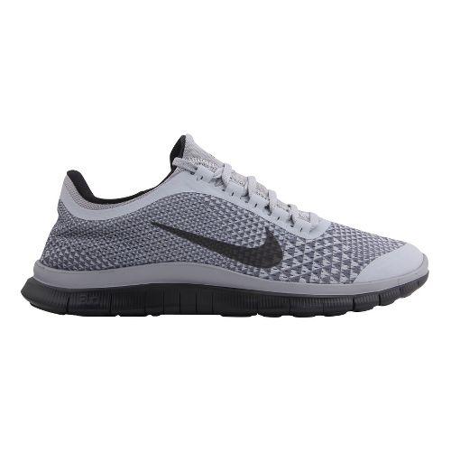 Mens Nike Free 3.0 v5 PRM Running Shoe - Grey/Black 8