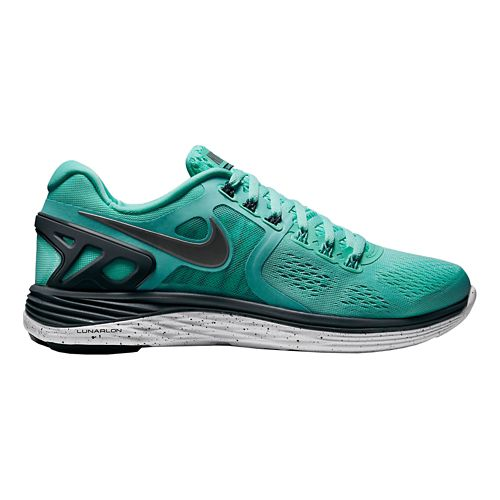 Womens Nike LunarEclipse 4 Running Shoe - Turquoise 10.5