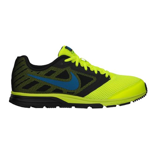 Mens Nike Zoom Fly Running Shoe - Black/Volt 9