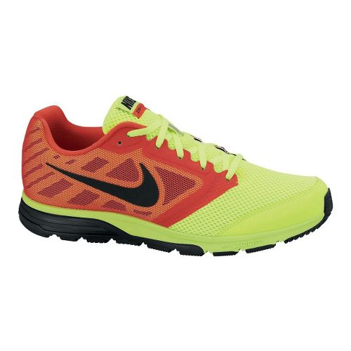 Mens Nike Zoom Fly Running Shoe - Red/Volt 10.5