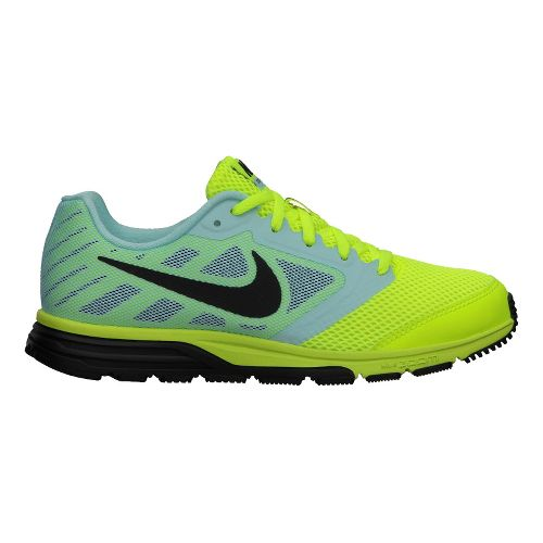 Womens Nike Zoom Fly Running Shoe - Blue/Volt 7