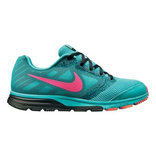 Womens Nike Zoom Fly Running Shoe - Jade 7.5