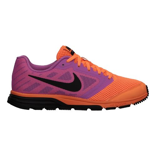 Womens Nike Zoom Fly Running Shoe - Pink/Orange 9