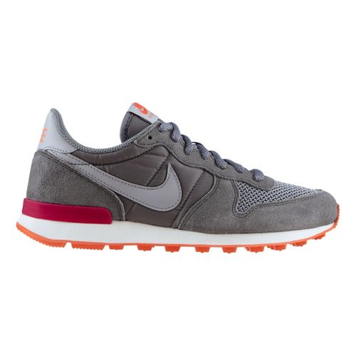 Womens Nike Internationalist Casual Shoe - Grey 7.5