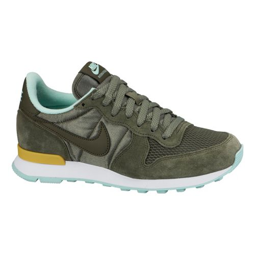 Womens Nike Internationalist Casual Shoe - Khaki 8