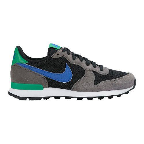 Womens Nike Internationalist Casual Shoe - Olive/Pink 7.5