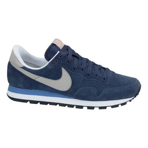Mens Nike Air Pegasus '83 LTR Casual Shoe - Blue 11.5
