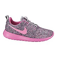 Womens Nike Roshe Run Print Casual Shoe