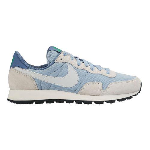 Womens Nike Air Pegasus '83 Casual Shoe - Blue/Platinum 9.5