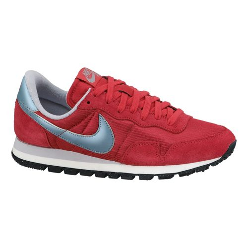Womens Nike Air Pegasus '83 Casual Shoe - Berry 10.5