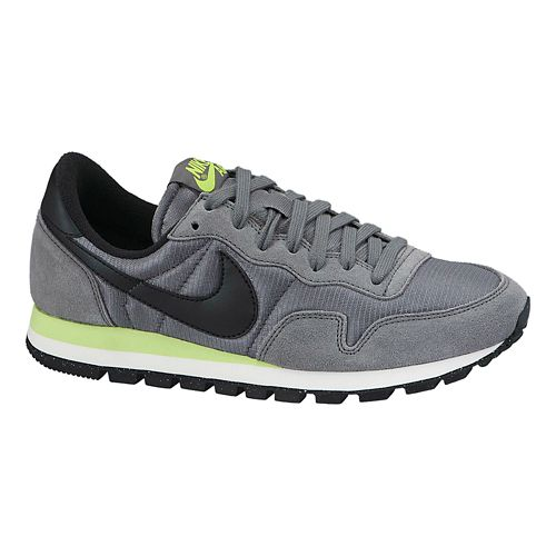 Womens Nike Air Pegasus '83 Casual Shoe - Grey 10.5