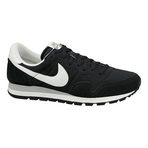 Mens Nike Air Pegasus '83 Casual Shoe - Black 11.5