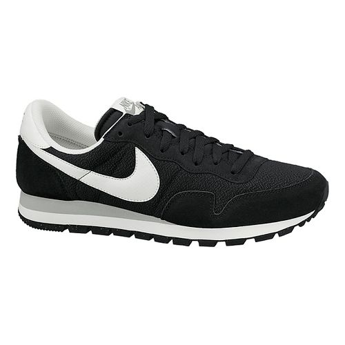 Mens Nike Air Pegasus '83 Casual Shoe - Black 9.5