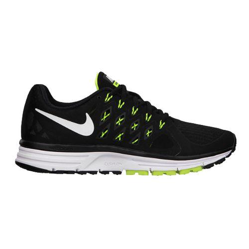 Mens Nike Air Zoom Vomero 9 Running Shoe - Black/White 11