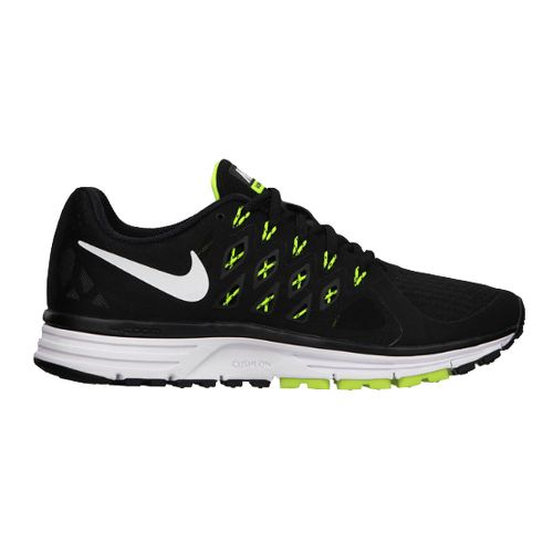 Mens Nike Air Zoom Vomero 9 Running Shoe - Black/White 12