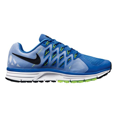 Mens Nike Air Zoom Vomero 9 Running Shoe - Blue 8.5