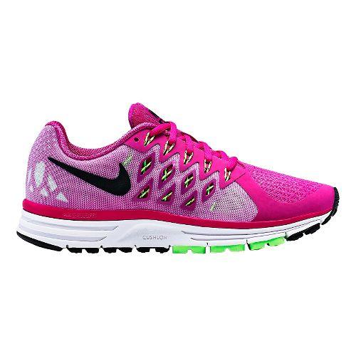 Womens Nike Air Zoom Vomero 9 Running Shoe - Fuschia 8.5
