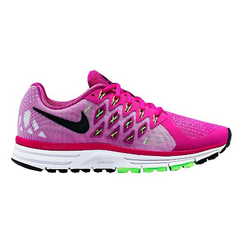 Womens Nike Air Zoom Vomero 9 Running Shoe - Fuschia 9
