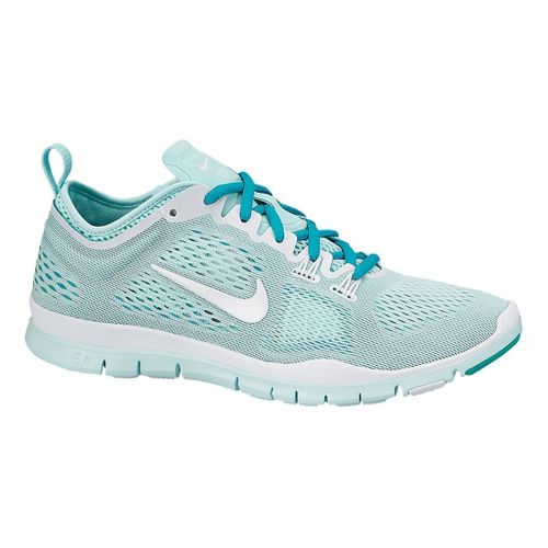 Womens Nike Free 5.0 TR Fit 4 Breathe Cross Training Shoe - Mint 8.5