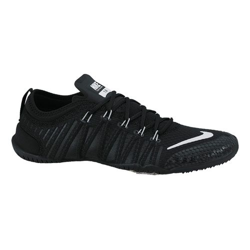 Womens Nike Free 1.0 Cross Bionic Cross Training Shoe - Black 7