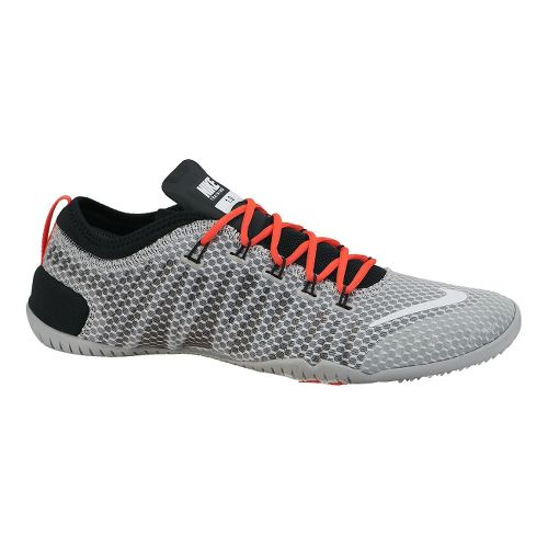 Womens Nike Free 1.0 Cross Bionic Cross Training Shoe - Grey 7