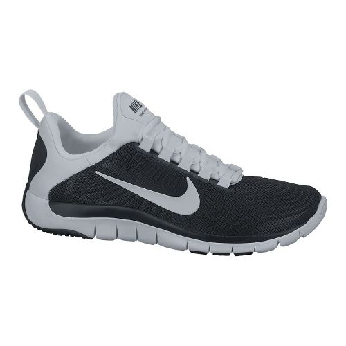 Mens Nike Free Trainer 5.0 Cross Training Shoe - Black/Grey 12