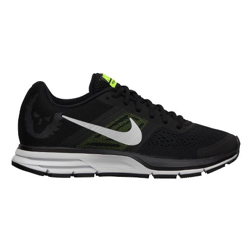 Womens Nike Air Pegasus+ 30 Oregon Project Running Shoe - Black 7