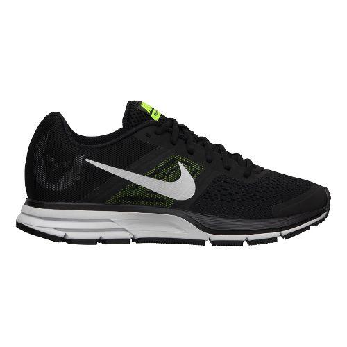 Womens Nike Air Pegasus+ 30 Oregon Project Running Shoe - Black 9