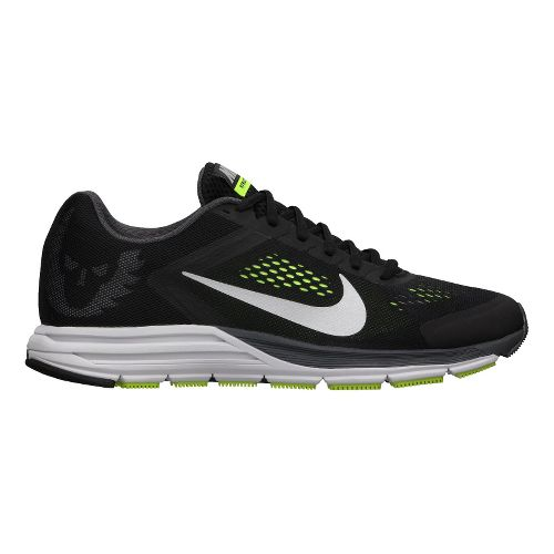 Womens Nike Zoom Structure+ 17 Oregon Project Running Shoe - Black 7