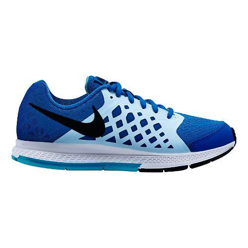 Kids Nike Air Zoom Pegasus 31 GS Running Shoe - Blue 6.5