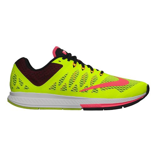 Mens Nike Air Zoom Elite 7 Running Shoe - Volt 10.5