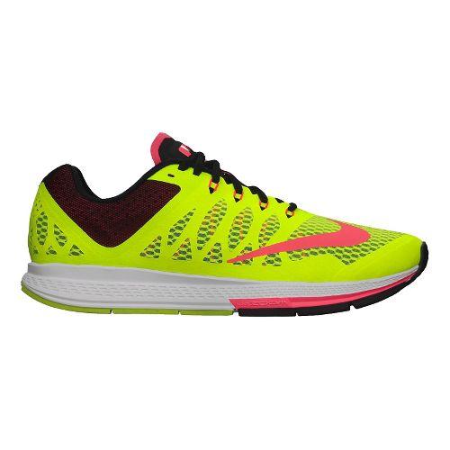 Mens Nike Air Zoom Elite 7 Running Shoe - Volt 8.5