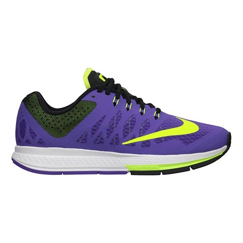 Womens Nike Air Zoom Elite 7 Running Shoe - Purple 9.5