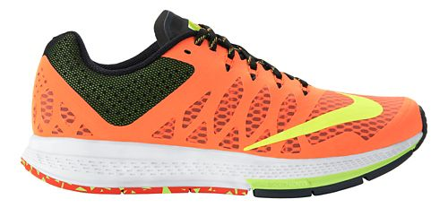 Womens Nike Air Zoom Elite 7 Running Shoe - Orange 6