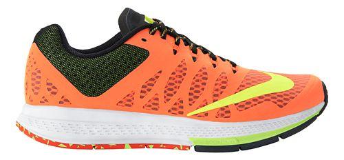 Womens Nike Air Zoom Elite 7 Running Shoe - Orange 6.5
