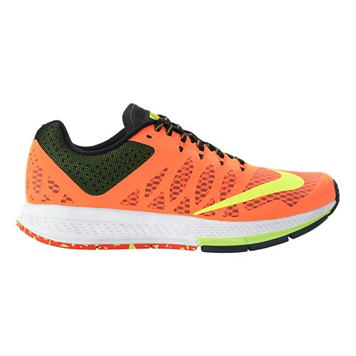 Womens Nike Air Zoom Elite 7 Running Shoe - Orange 7.5