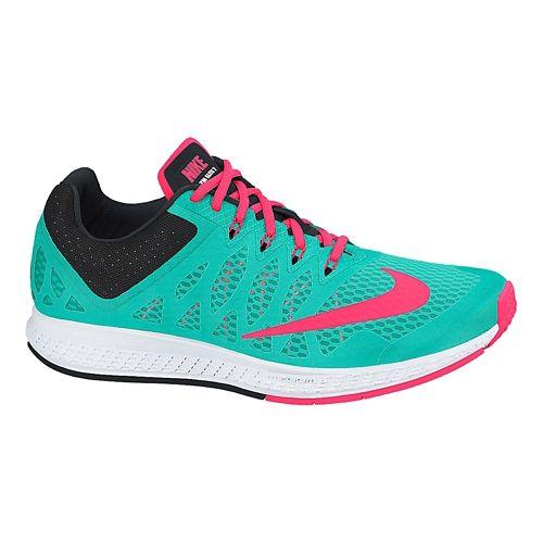 Womens Nike Air Zoom Elite 7 Running Shoe - Purple 11