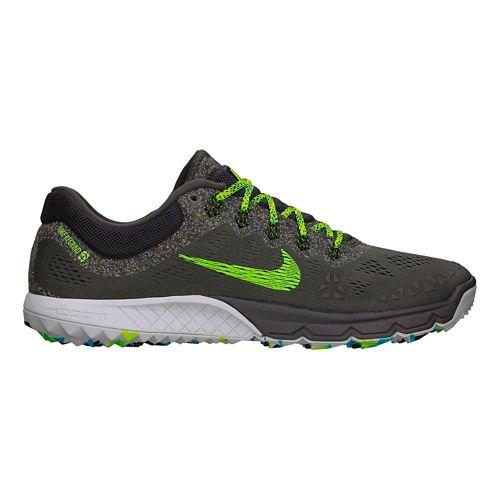 Mens Nike Air Zoom Terra Kiger 2 Trail Running Shoe - Ash 8