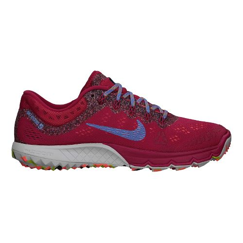 Womens Nike Air Zoom Terra Kiger 2 Trail Running Shoe - Fuschia 7.5