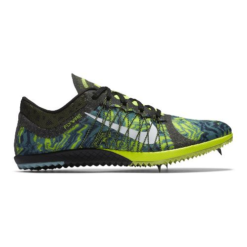 Nike Zoom Victory XC 3 Cross Country Shoe - Volt/Blue 8