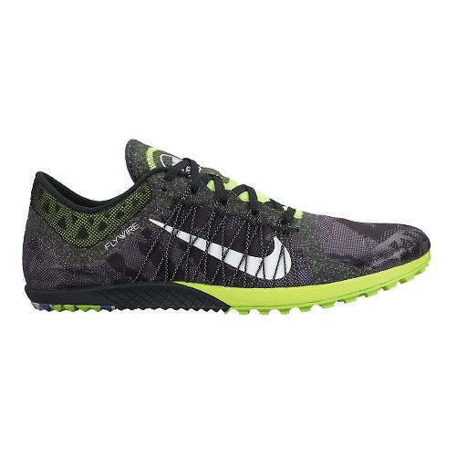 Nike Zoom Victory Waffle 3 Cross Country Shoe - Slate/Volt 10.5