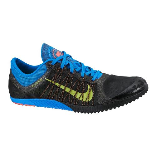 Nike Zoom Victory Waffle 3 Cross Country Shoe - Black/Blue 10.5