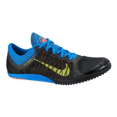 Nike Zoom Victory Waffle 3 Cross Country Shoe - Black/Blue 8
