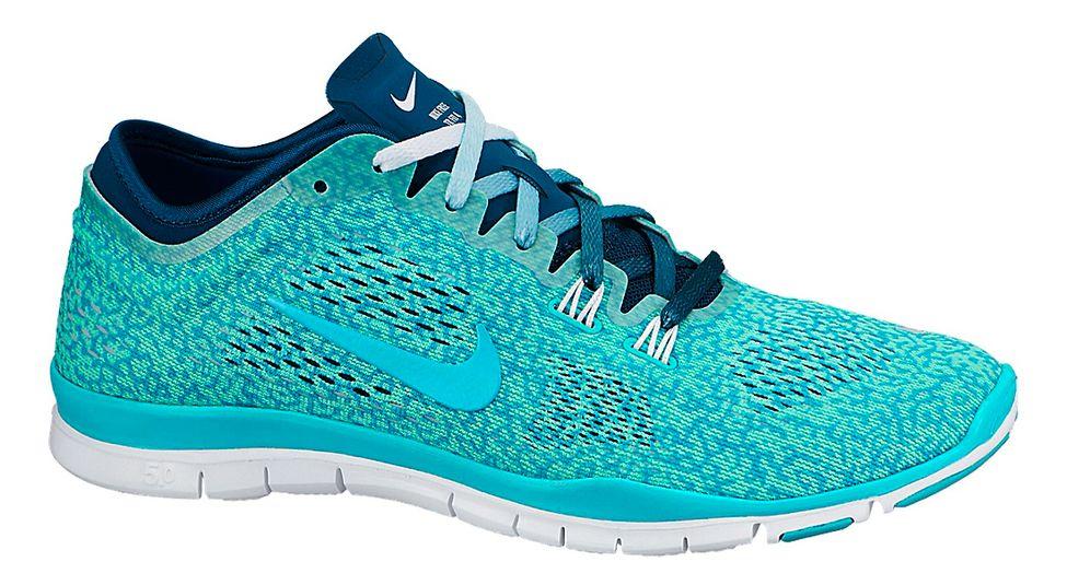 Nike Free 5.0 TR Fit 4 Print Cross Training Shoe