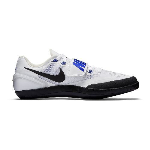 Nike Zoom Rotational 6 Track and Field Shoe - White 10