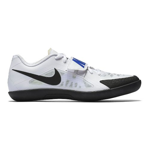 Mens Nike Zoom Rival SD 2 Track and Field Shoe - White 9.5
