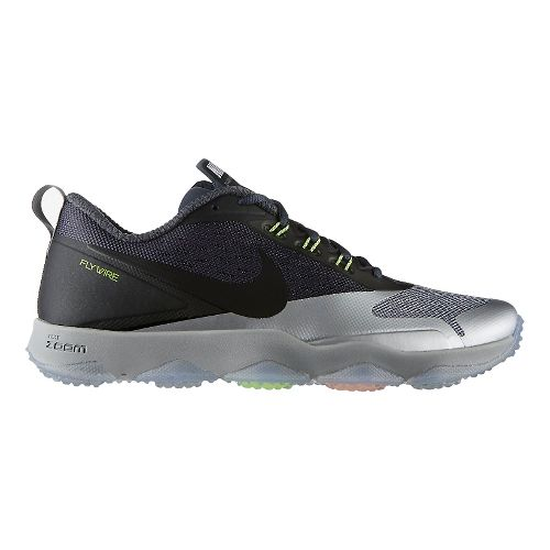 Mens Nike Zoom Hypercross TR Cross Training Shoe - Grey 12.5